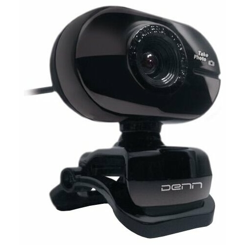 Веб-камера DENN DWC630