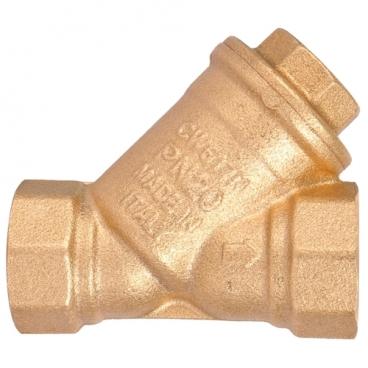 Фильтр механической очистки STOUT SFW-0001-000015 муфтовый (ВР/ВР), латунь