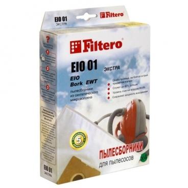 Filtero Мешки-пылесборники EIO 01 Экстра