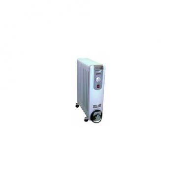 Масляный радиатор Термiя 0920