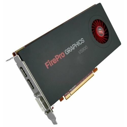 Видеокарта Sapphire FirePro V5900 600Mhz PCI-E 2.1 2048Mb 256 bit DVI