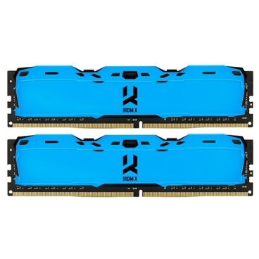 Оперативная память 8 ГБ 2 шт. GoodRAM IR-XB3000D464L16S/16GDC