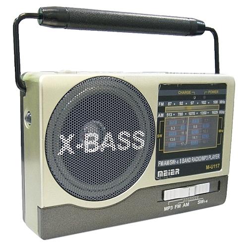 Радиоприемник Meier Audio M-U117