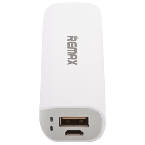 Аккумулятор Remax PowerBox Mini White 2600 mAh RPL-3