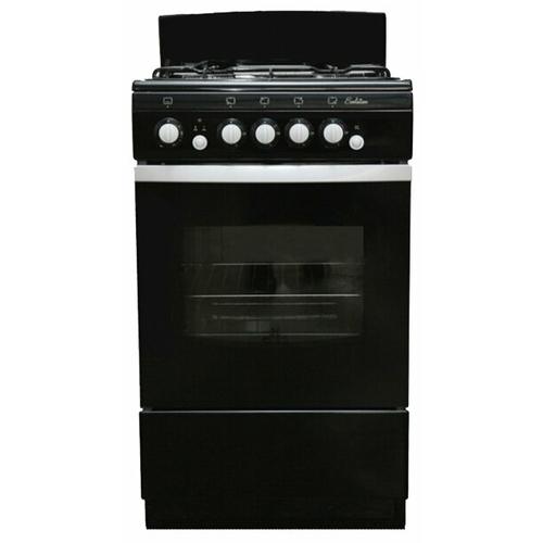 Плита De Luxe 5040.36г щ черная