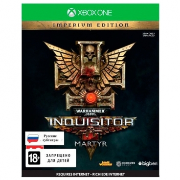 Warhammer 40,000: Inquisitor - Martyr Imperium Edition