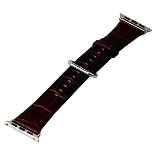 IBacks Ремешок Bamboo Knots Leather для Apple Watch 38мм