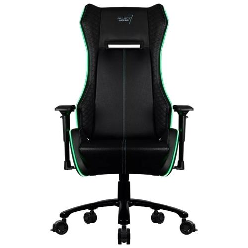 Компьютерное кресло AeroCool P7 GC1 AIR RGB игровое