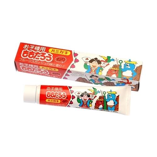 Зубная паста Fudo Kagaku Момотаро отбеливающая с ароматом фруктов