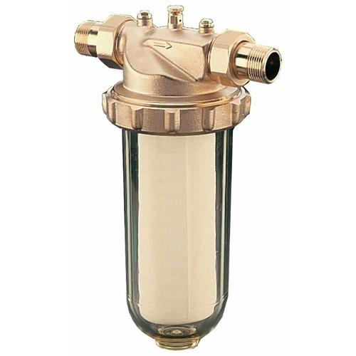 Фильтр механической очистки oventrop Aquanova Magnum PN 16 140 муфтовый (НР/НР), латунь