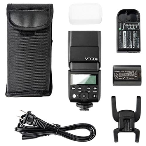 Вспышка Godox V350F for Fujifilm