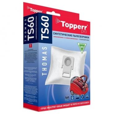 Topperr Синтетические пылесборники TS60