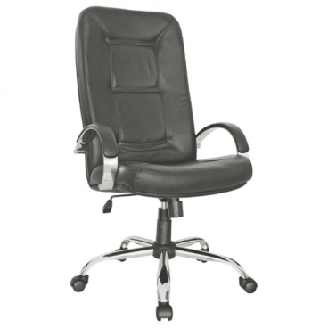 Компьютерное кресло Мирэй Групп Сенатор хром для руководителя