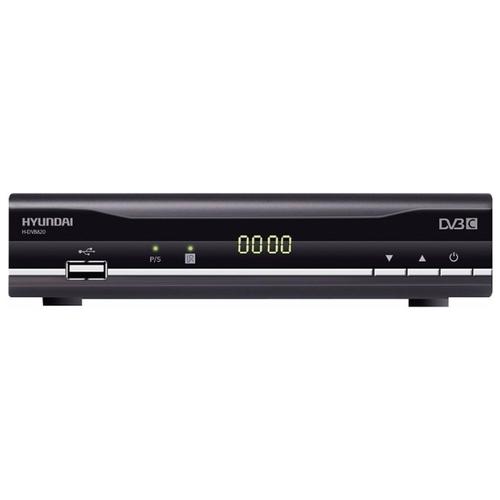 Кабельный ресивер Hyundai H-DVB820