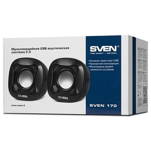 Компьютерная акустика SVEN 170