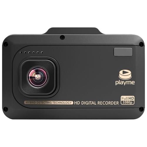 Видеорегистратор с радар-детектором Playme P500 TETRA, GPS