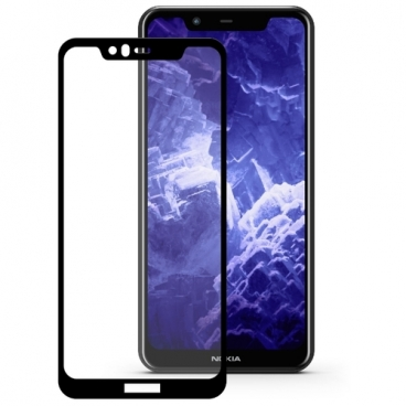 Защитное стекло Mobius 3D Full Cover Premium Tempered Glass для Nokia 5.1 Plus
