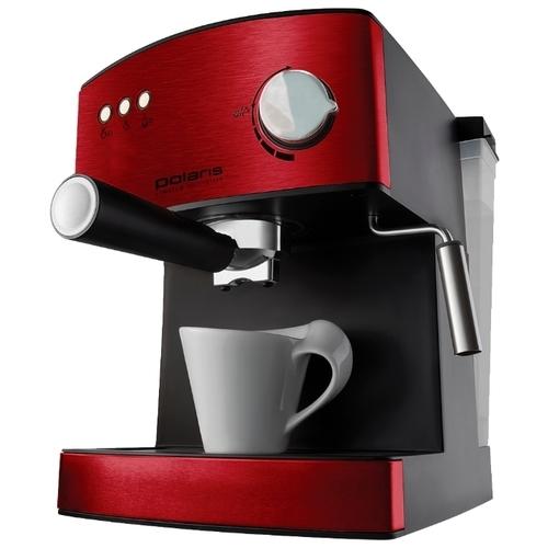 Кофеварка рожковая Polaris PCM 1528AE