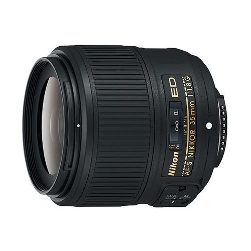 Объектив Nikon 35mm f/1.8G AF-S Nikkor