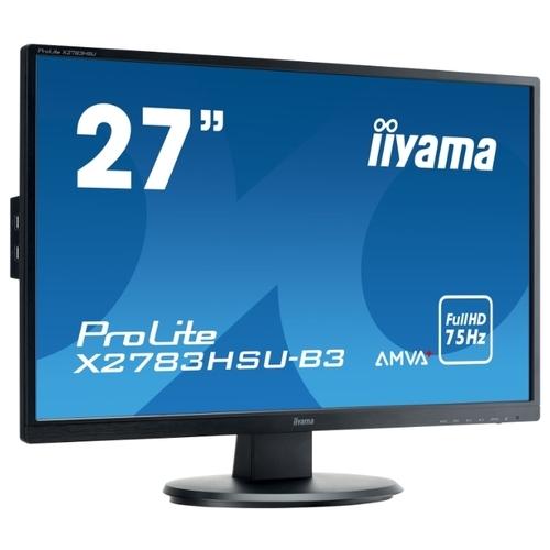 Монитор Iiyama ProLite X2783HSU-3