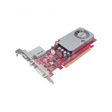 Видеокарта ASUS Radeon X1300 450Mhz PCI-E 128Mb 500Mhz 64 bit DVI TV