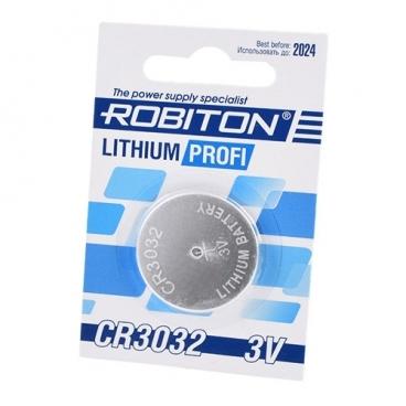 Батарейка ROBITON Lithium Profi CR3032
