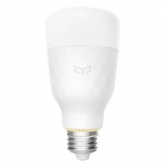 Лампа светодиодная Yeelight Smart LED Bulb Tunable White (YLDP05YL), E27, 10Вт