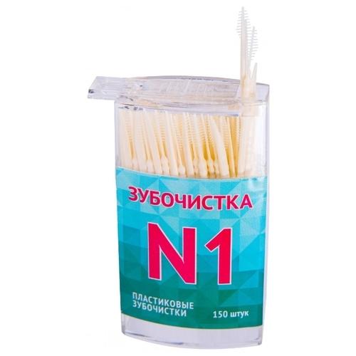Зубочистка N1 Зубочистки пластиковые