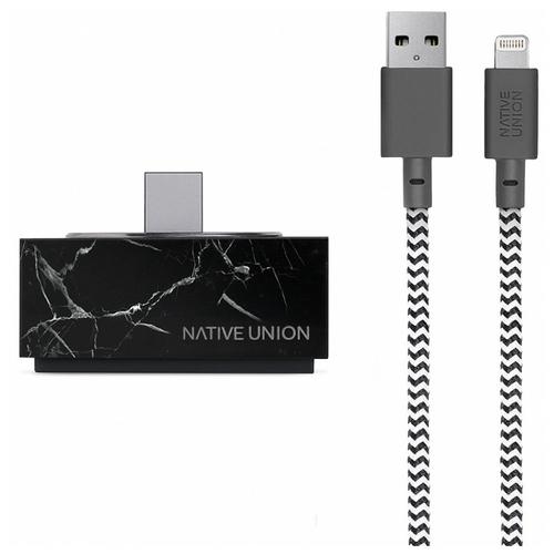Док-станция для телефона Native Union Dock+ Lightning