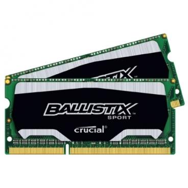 Оперативная память 4 ГБ 2 шт. Ballistix BLS2C4G3N169ES4CEU