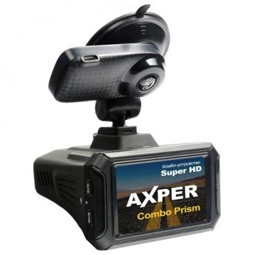 Видеорегистратор с радар-детектором AXPER COMBO Prism, GPS