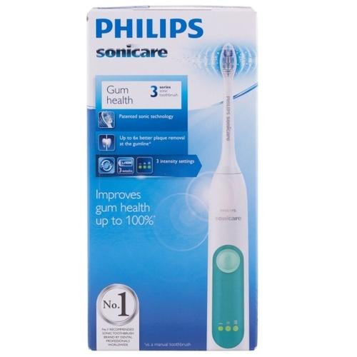 Электрическая зубная щетка Philips Sonicare 3 Series gum health HX6631/01