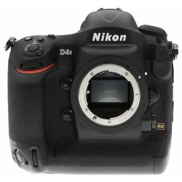 Фотоаппарат Nikon D4s Body