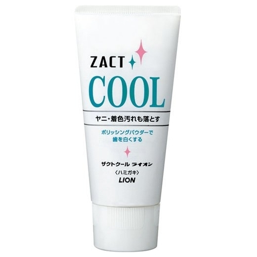 Зубная паста Lion Zact Cool