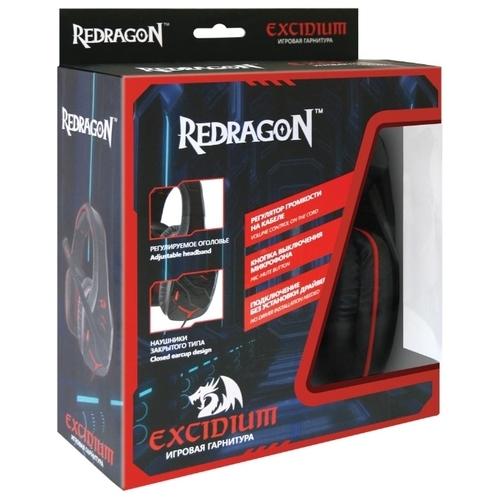 Компьютерная гарнитура Redragon Excidium