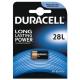 Батарейка Duracell 28L