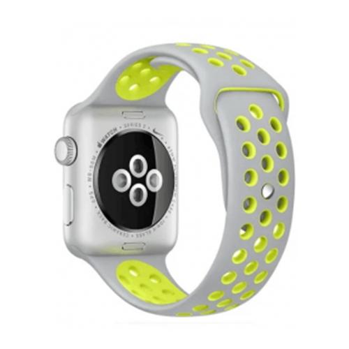 EVA Ремешок спортивный для Apple Watch 42/44mm
