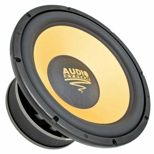 Автомобильный сабвуфер Audio System X 15-1100