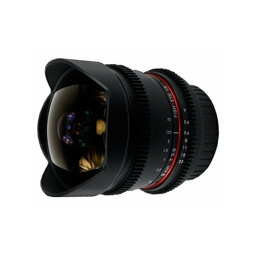 "Объектив Samyang 8mm T3.8 IF MC VDSLR Nikon F"""