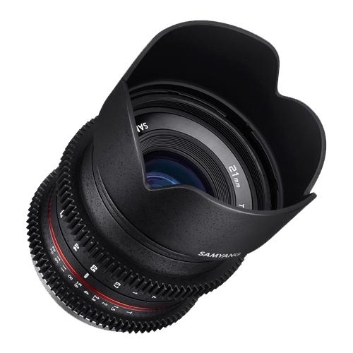 Объектив Samyang 21mm T1.5 ED AS UMC CS Canon M