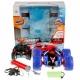 Машинка CS Toys Перевертыш с пневмо колесами - A01