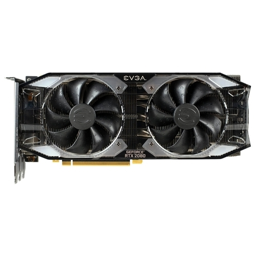 Видеокарта EVGA GeForce RTX 2080 1815MHz PCI-E 3.0 8192MB 14000MHz 256 bit HDMI HDCP XC ULTRA GAMING