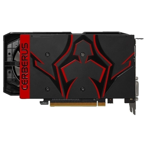 Видеокарта ASUS GeForce GTX 1050 1404Mhz PCI-E 3.0 2048Mb 7008Mhz 128 bit DVI HDMI HDCP CERBERUS