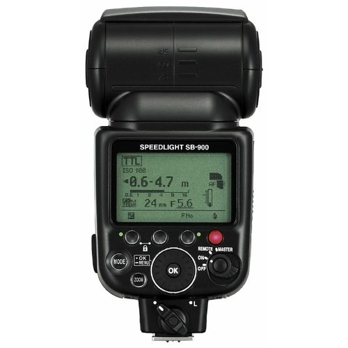 Вспышка Nikon Speedlight SB-900