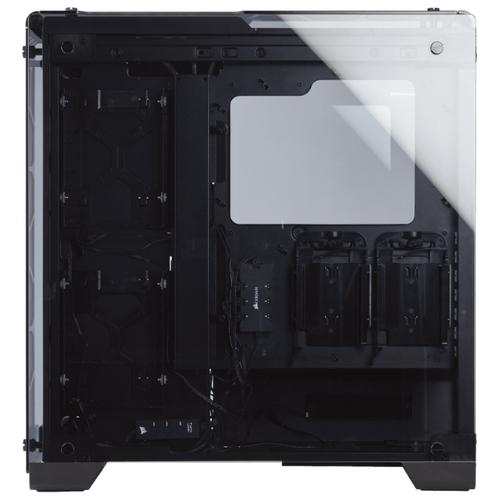 Компьютерный корпус Corsair Crystal Series 570X RGB Black