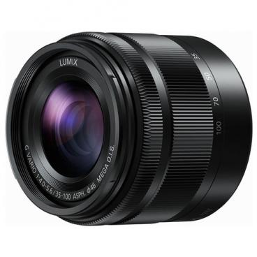 Объектив Panasonic 35-100mm f/4.0-5.6 G Vario Asph./Mega O.I.S. (H-FS35100)