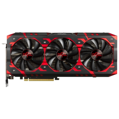 Видеокарта PowerColor Radeon RX Vega 56 1308MHz PCI-E 3.0 8192MB 1600MHz 2048 bit 2xHDMI HDCP Red Devil