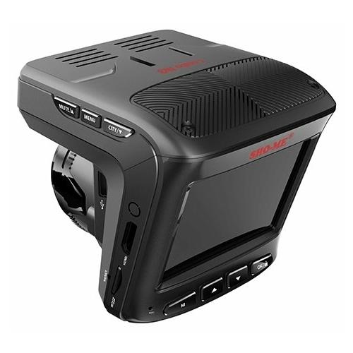 Видеорегистратор с радар-детектором SHO-ME Combo №3