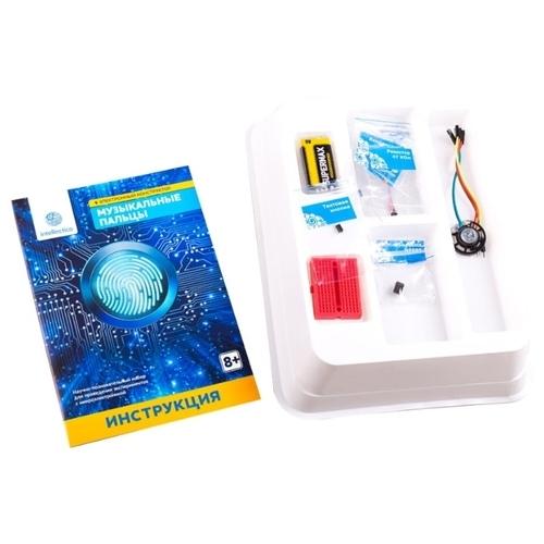 Электронный конструктор Intellectico Своими руками 1007 Музыкальные пальцы