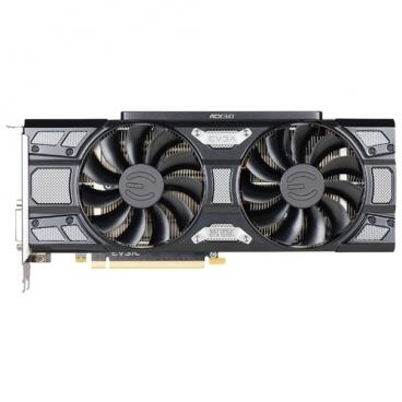 Видеокарта EVGA GeForce GTX 1070 Ti 1607Mhz PCI-E 3.0 8192Mb 8008Mhz 256 bit DVI HDMI HDCP SC GAMING